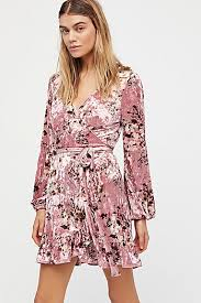 dress pink shop floral dresses printed dresses free