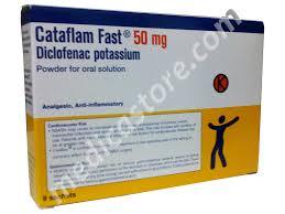 Daftar Obat Cataflam fungsi cataflam fast 50mg harga obat cataflam fast untuk sakit