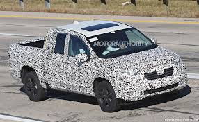 2019 ford ranger spy shots and video 2017 honda ridgeline spy shots