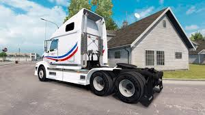 2016 volvo tractor trailer jacques auger for tractor volvo vnl 670 for american truck simulator