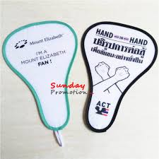 promotional fans foldable fan promotional fans with logo