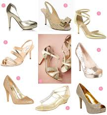 wedding shoes queensland gold wedding shoes polka dot