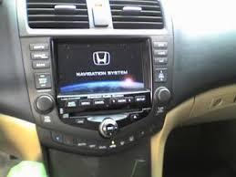 honda accord with navigation 2004 honda accord how to upgrade the navigation system