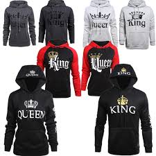 his and hers costumes hoodie king his and hers costumes black
