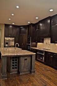 grey hardwood floors ideas modern kitchen interior design dark