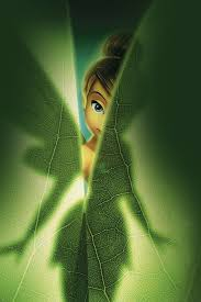 freeios7 tinkerbell disney parallax hd iphone ipad wallpaper