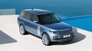 navy range rover 2018 range rover options and accessories land rover usa