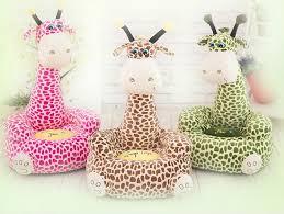 sofa fabulous animal bean bag chairs for kids 1 4y baby plush