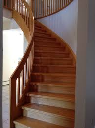 Sanding Banister Curved Stairs Sanding Staining Painting Question