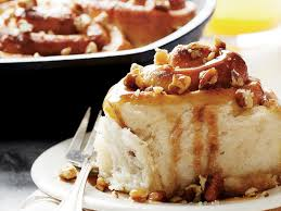 maple pecan sticky buns recipe myrecipes