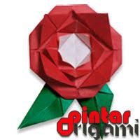 cara membuat origami bunga yang indah cara membuat origami bunga mawar cara membuat origami bunga