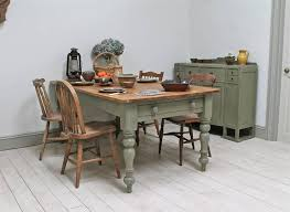 Distressed Table How To Decoration Distressed Dining Table Home Decorations