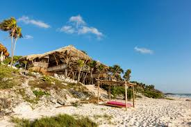 casa madera vacation rental beach house tulum mexico as seen on