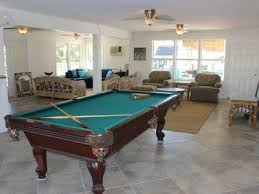 Pool And Ping Pong Table Amazing Canal House W Pool U0026 Boat Dock Nea Vrbo