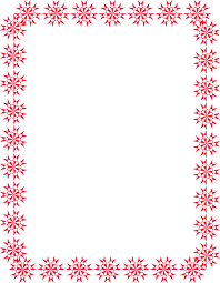 free christmas frame border clipart clip art library