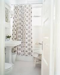 Height Of Curtains Inspiration Traditional Shower Curtains Or Apartment Therapy
