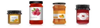 jam label template free