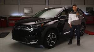 honda crv 2018 honda cr v review youtube