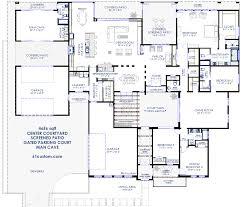 center courtyard house plans contemporary courtyard house plan modern plans gated front home