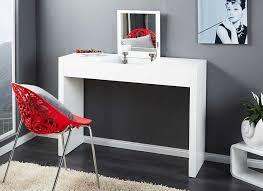 schlafzimmer spiegel frisiertisch mit spiegel die praktische funktionsmöbel für ihr