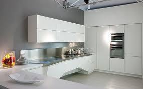 Latest Italian Kitchen Designs Modern Futuristic White Italian Kitchen Design Zios Italian