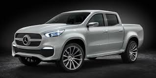 mercedes trucks for sale in usa the mercedes x class truck may come to america