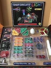 snap circuits lights electronics discovery kit snap circuits kamisco