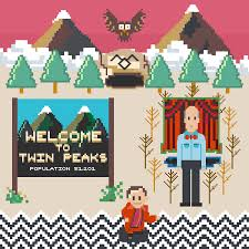 Twin Peaks Map Super Cooper World A Super Mario Style Twin Peaks Map
