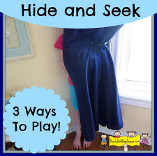 hide and seek 3 ways to play 100 days of play hop how