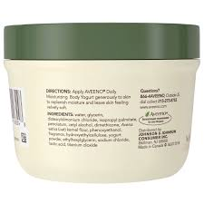 aveeno active naturals daily moisturizing body yogurt apricot