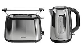 Kettle Toaster Offers Hotpoint Kettle And Toaster Set Groupon