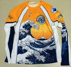 amazon com wolfbike cycling jacket jersey vest wind japanese bike jersey hokusai the wave primal primal jerseys suzy