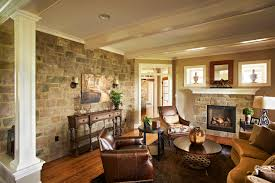 interior homes rock your home with stone interior accents