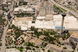 henry b gonzalez convention center floor plan 2016 breaking ground on san antonio s future
