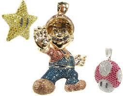 customized pendants exciting new mario custom pendants at traxnyc