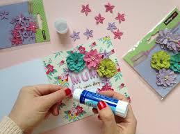 4 easy mother u0027s day cards to make hobbycraft blog
