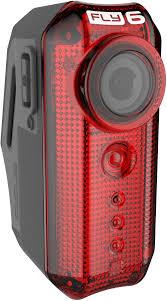fly bike light camera cycliq fly 6v hd rear facing bike camera with 30 lumen light buy