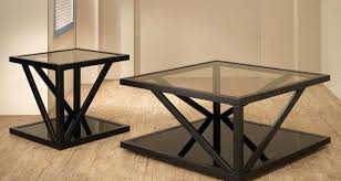 coffee tables appealing rectangle french country white glass
