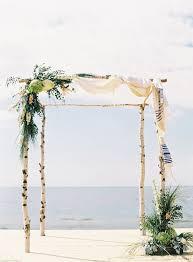 wedding arches michigan harbor lights resort on lake michigan wedding arch frankfort