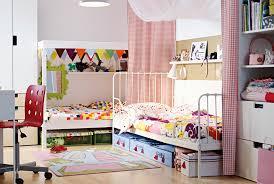 Bedroom Designs Ikea Small Shared Children U0027s Room