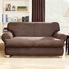 Sure Fit Twill Supreme Chair Slipcover Sure Fit Twill Supreme 2 Piece Sofa Slipcover White Surefit Http