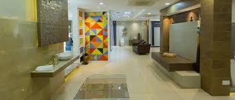 Kajaria Wall Tiles For Living Room Company Display Center Kajaria Tiles In Hyderabad Banjara Hills