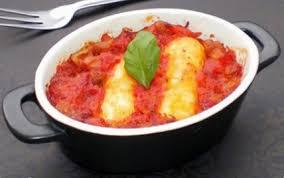 cuisiner quenelle recette cocotte de quenelles à la sauce tomate 750g