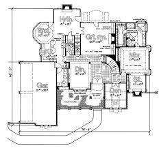 Luxury Bungalow Designs - luxury house plan 121081 ultimate home plans