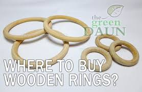buy wood rings images Where to buy wooden rings for macrame in malaysia green daun jpg