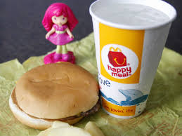 mcdonalds wants to start 3d printing happy meal toys for unhappy