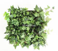living to w64 35x35cm artificial english ivy hanging plants