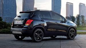 chevrolet captiva modified 2016 chevrolet trax midnight edition review top speed