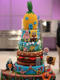 spongebob squarepants cake cake wars images spongebob squarepants cake hd wallpaper and