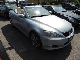 lexus is350 convertible salvage rebuildable repairables lexus is350 for sale